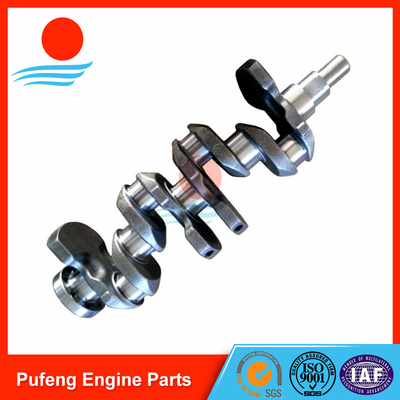 Toyota crankshaft supplier in China, Corolla crankshaft 3ZZ 4ZZ 13401-22030 13401-22040 13401-0D040