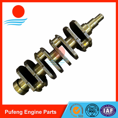 China SUZUKI crankshaft supplier in China casting alloys crankshaft F10A 12221-75103 12221-73001 factory