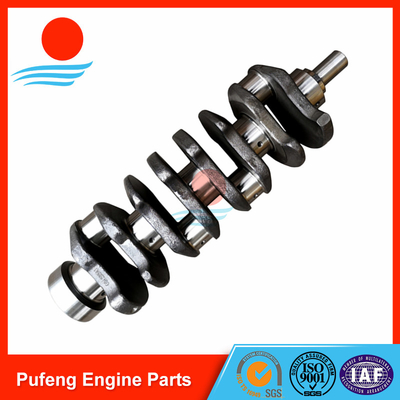 Isuzu crankshaft 4JB1T made of forged steel 8-97254-611-1 8-97352-890-1 8-97331-853-1 8-94453-525-2