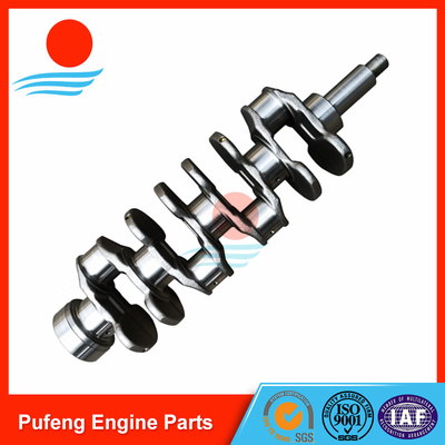 forged steel Hino crankshaft N04C 13400-1690 13411-E0071 13411-1592