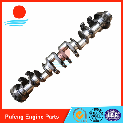 marine engine crankshaft Mitsubishi forged S12R S16R crankshaft