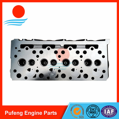 KUBOTA V2203 cylinder head 19077-03048 16429-03040 for WR460 KX155-5 KX161-3S S25A-Pivot Dump Crawler Carrier