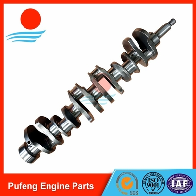excavator crankshaft factory for Hino, quality assured EH700 crankshaft 13411-1291