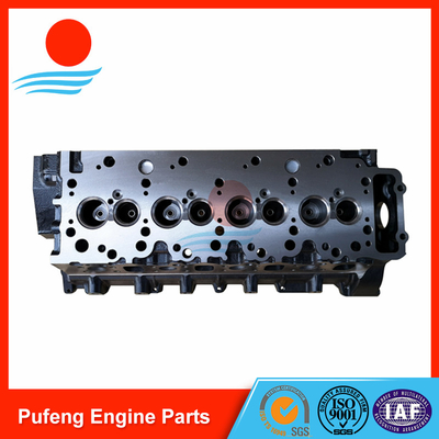 Isuzu cylinder head supplier in China, cylinder head 4HF1 for truck NPR66 OEM 8-97095-664-7 8-97146-520-2 8-97186-589-4