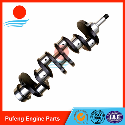 forklift crankshaft made in China, nitriding Mitsubishi S4E crankshaft for sale 34420-02002 34420-01002