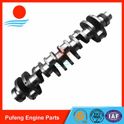China SHANGCHAI diesel engine D9 crankshaft factory
