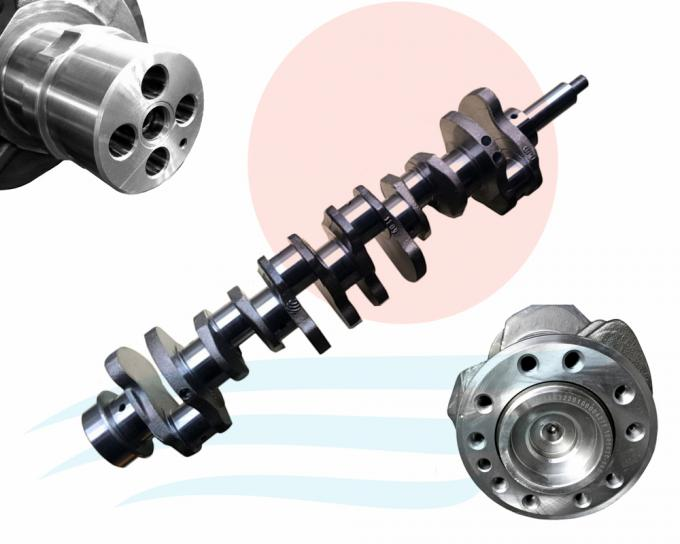 Cummins ISDE crankshaft supplier in China for excavator