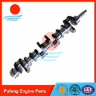 Forklift Engine Crankshaft company Mitsubishi S6E2 crankshaft on promotion 34720-20081 34720-30011 34720-30051
